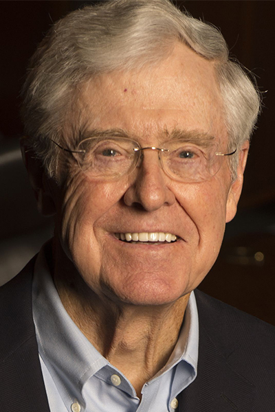 Charles Koch - CEO Today Top 50