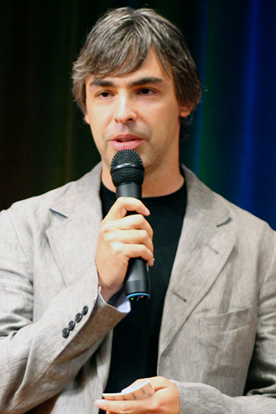 Larry Page CEO Today Top 50