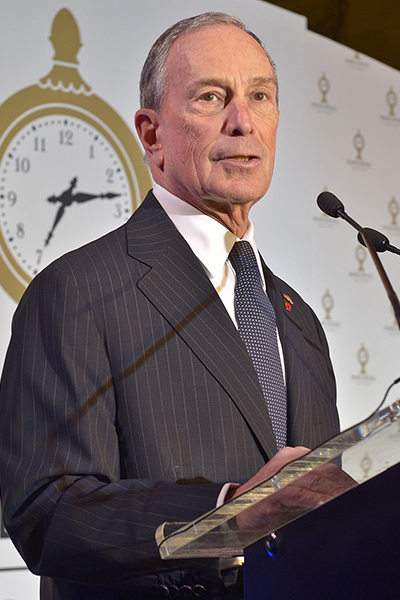 Michael Bloomberg CEO Today Top 50