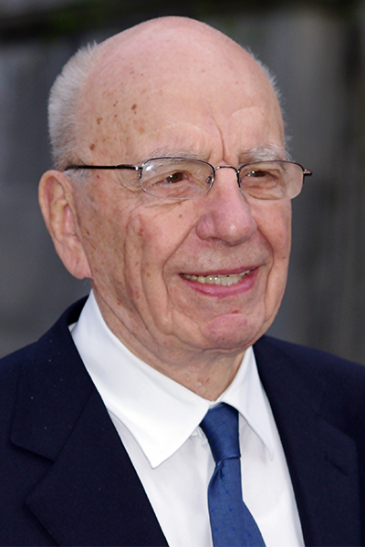 Rupert Murdoch - CEO Today Top 50