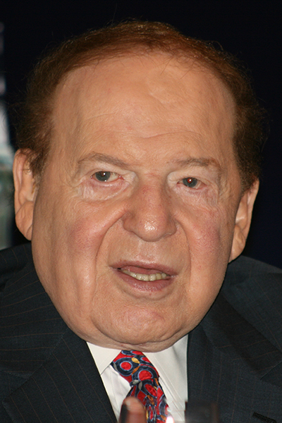 Sheldon Adelson - CEO Today Top 50