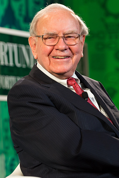 Warren Buffett CEO Top 50